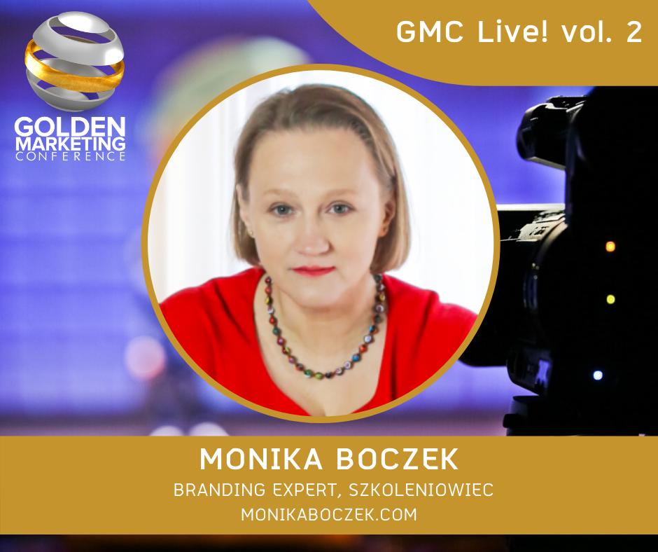 Monika Boczek; starszy konsument