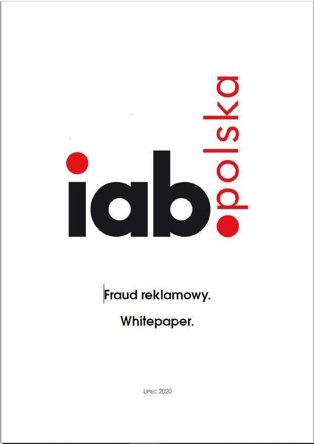 IAB Polska fraud reklamowy